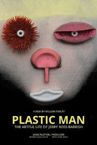 Plastic Man: The Artful Life of Jerry Ross Barrish Movie Poster