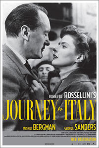 Journey To Italy / Stromboli Movie Poster