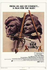 The Last Valley / The Night of the Generals Movie Poster