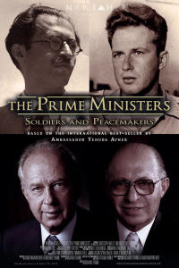 The Prime Ministers: Soldiers and Peacemakers Movie Poster