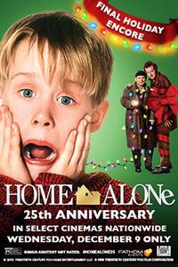 Home Alone 25th Anniversary Fandango