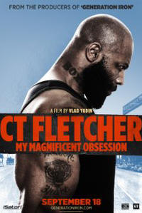 CT Fletcher: My Magnificent Obsession Movie Poster