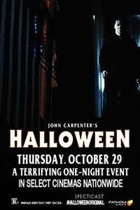 john carpenters halloween movie poster