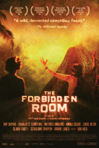 The Forbidden Room Movie Poster