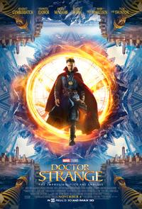 Doctor Strange (2016) Movie Poster