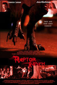 Raptor Ranch Movie Poster