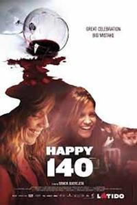 Happy 140 / Sidetracked Movie Poster