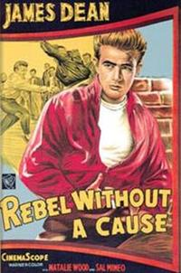 Rebel Without a Cause (1955) Movie Poster