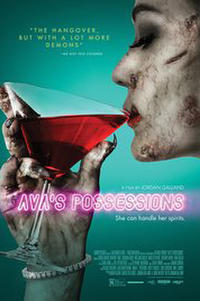 Ava's Possessions Movie Poster