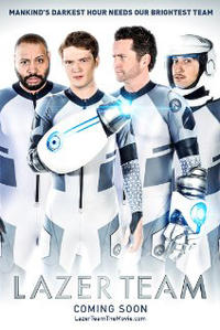 Lazer Team Movie Poster