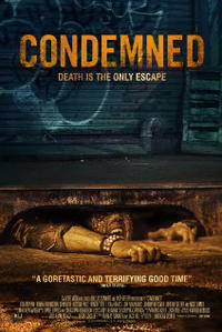 Condemned Movie Poster