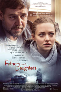 Fathers and Daughters Movie Poster