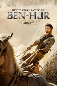 Ben-Hur (2016) Movie Poster