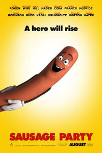 Sausage Party Movie Poster