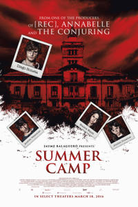 Summer Camp Movie Poster
