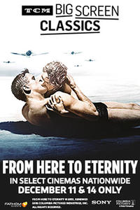 From Here to Eternity (1953) presented by TCM Movie Poster