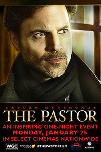 The Pastor Event Movie Poster