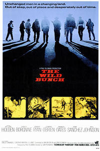 Grips, Grunts, and Groans / THE WILD BUNCH Movie Poster