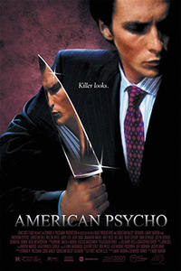 AMERICAN PSYCHO/MEMENTO Movie Poster