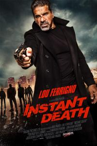 Instant Death Movie Poster