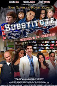 The Substitute Spy Movie Poster