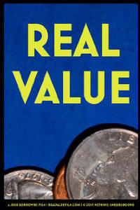 Real Value Movie Poster