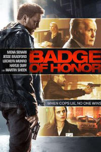 Badge of Honor Movie Poster