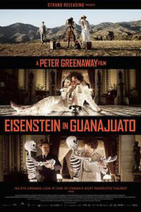 Eisenstein in Guanajuato Movie Poster