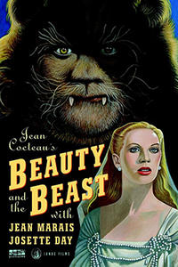 BEAUTY AND THE BEAST/WINGS OF DESIRE Movie Poster