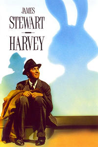 HARVEY/THE GLENN MILLER STORY Movie Poster