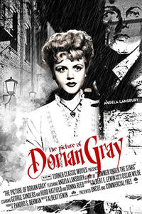 THE PICTURE OF DORIAN GRAY/THE CANTERVILLE GHOST Movie Poster