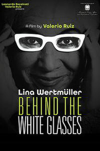 Behind the White Glasses Movie Poster