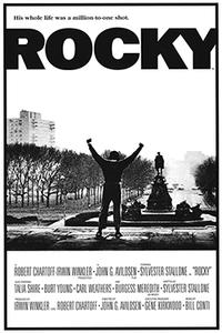 CREED/ROCKY Movie Poster