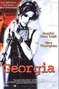 GEORGIA/MRS. PARKER & THE VICIOUS CIRCLE Movie Poster