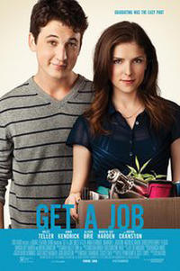 Get a Job (2016) Movie Poster