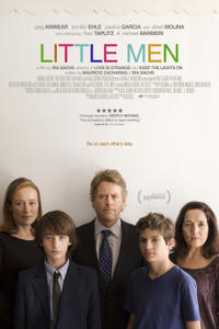 Little Men Movie Poster