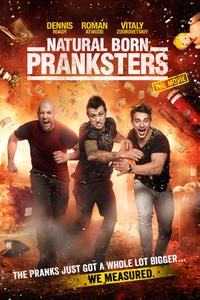 Natural Born Pranksters Movie Poster
