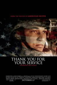 Thank You for Your Service (2017) Movie Poster