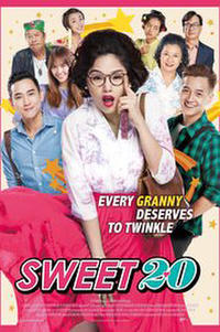 Sweet 20  Movie Poster