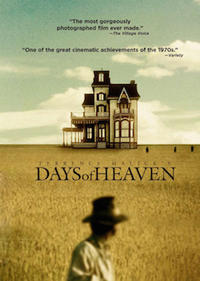 Days Of Heaven/Badlands  Movie Poster