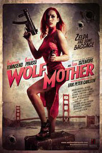 Wolf Mother Movie Poster