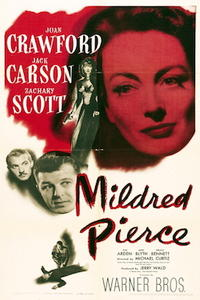 To Live & Dine in L.A./Mildred Pierce Movie Poster