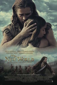 The New World/To The Wonder Movie Poster