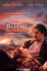 Before Sunrise/Sunset/Midnight Movie Poster