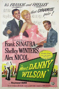 Meet Danny Wilson/Young Man With A Horn Movie Poster
