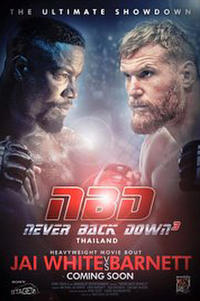 Never Back Down: No Surrender Movie Poster