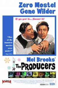 The Producers/The Mating Game Movie Poster