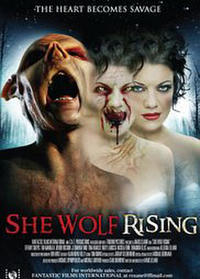 She Wolf Rising Movie Poster