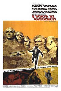 North By Northwest/To Catch A Thief Movie Poster