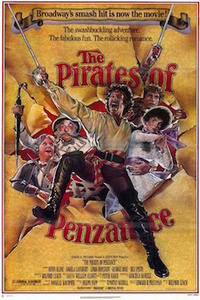 The Pirates of Penzance/Jesus Christ Superstar Movie Poster